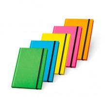 Caderno A5 Tipo Moleskine Personalizado - 2-93269