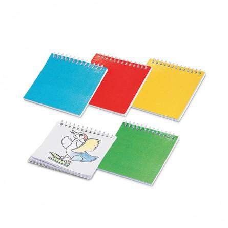 Caderno para Colorir Personalizado 2-93466