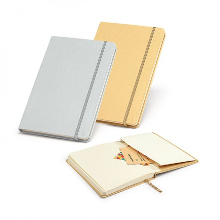 Caderno A5 Tipo Moleskine Personalizado - 2-93775