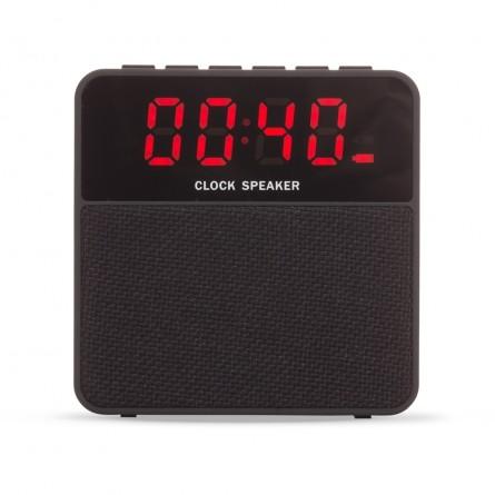 Caixa de Som Multimídia com Relógio - 3-4188
